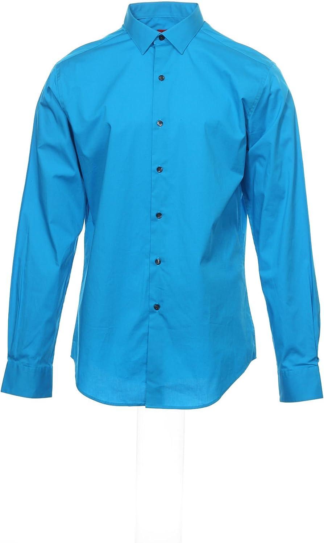 Alfani Slim FIT Men's Blue Button Down Shirt