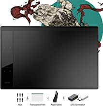 VEIKK A30 V2 10x6 inch Graphic Drawing Tablet Digital Pen Tablet with 8192 Levels Battery-Free Pen, 4 Touch Keys and a Tou...