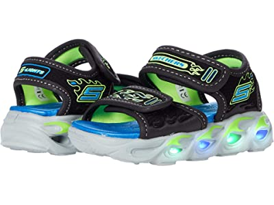 SKECHERS KIDS Sport Lighted Sandal Thermo-Splash 400109N (Toddler)