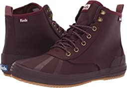 Scout Boot Splash Twill Wax