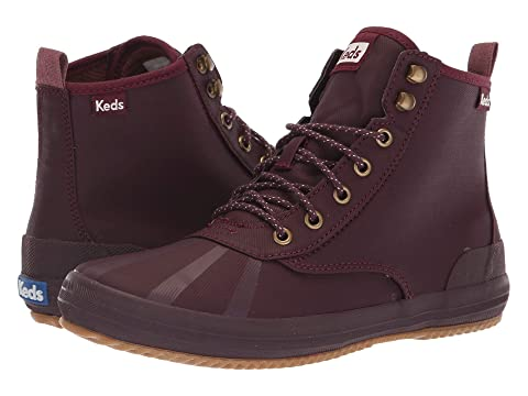 Keds Scout Boot Splash Twill Wax At 6pm