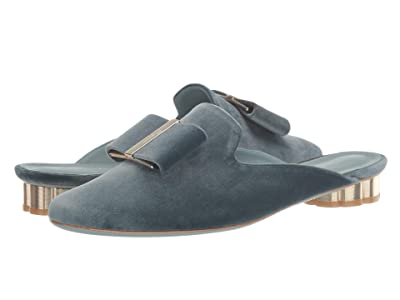 Salvatore Ferragamo Sciacca T (New Steel Blue) Women