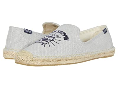 Soludos Road Trippin Espadrille (Chambray) Men