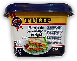 tulip mezcla sandwich spread