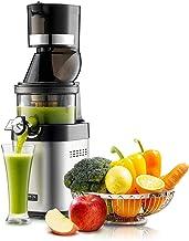 Kuvings CS600 Chef Whole Slow Juicer Katı Meyve Sebze Sıkacağı - Coldpress Soğuk Sıkım Bıçaksız Ticari Tip Endüstriyel Katı Meyve Sebze Sıkacağı