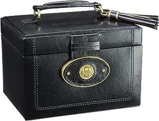 Dulwich Designs Heritage Medium Black Jewellery Box