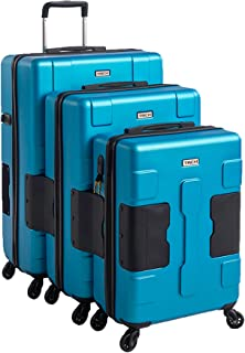protege 2 piece expandable spinner set luggage