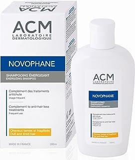 ACM Laboratoire Novophane Energisant Anti Hair Loss Treatment Shampoo 200ml Hair Product