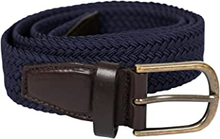 Blazer Men's Woven Cord Elasticated Belt