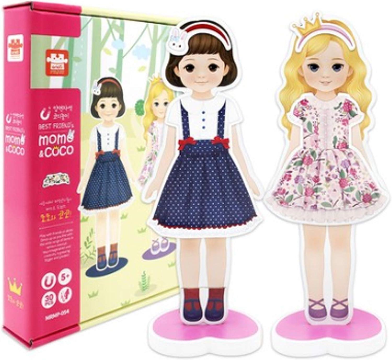 Ariati Dallas Mall Best Friends Brand Cheap Sale Venue Momo Coco 30 Pcs Dre Magnetic Stylist Play