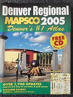 Denver Regional 2005 Street Atlas