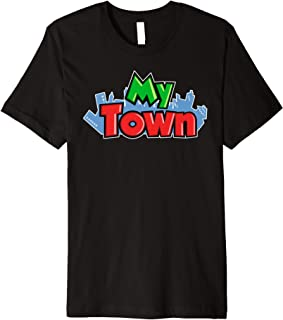 My Town Classic T-Shirt