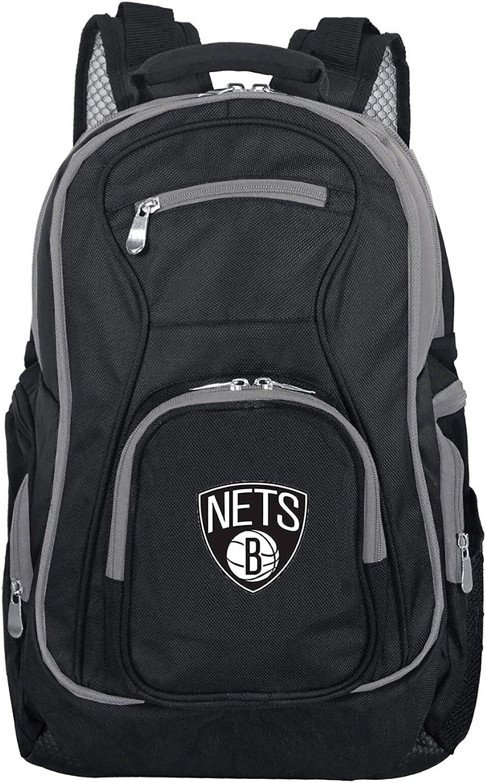 NBA Unisex-Adult colord Trim Premium Laptop Backpack