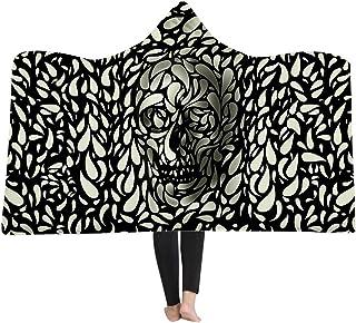 [HomeMiYN]ルームウェア 着る毛布 フード付き 7種類