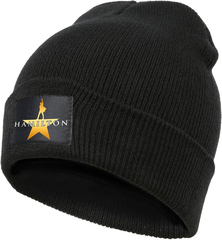 Naicissism Slouchy Beanie for Men&Women, Daily Wool Beanies Unisex Winter Cuffed Plain Skull Knit Hat Cap