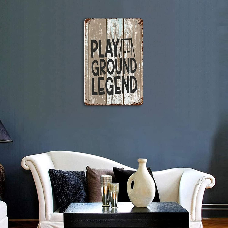 by Unbranded Vintage Metal Sign Livingroom Home San Jose Mall ...