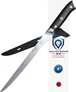 DALSTRONG Flexible Boning Knife - Shogun Series - Japanese AUS-10V Super Steel - Vacuum Treated - 8