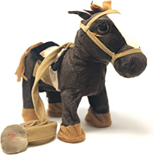 Best battery operated walking horse toy Reviews