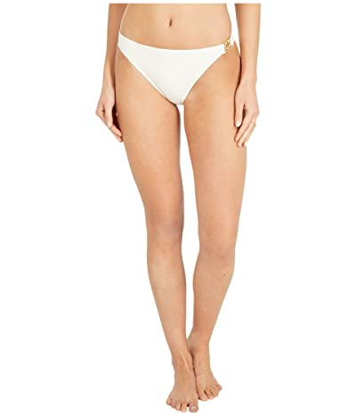Tory Burch Swimwear Miller Hipster (New Ivory) Women
