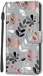 جراب محفظة Miagon لهاتف Samsung Galaxy A32 4G، جراب جلد قلاب مبتكر مع فتحة لبطاقة الائتمان وحامل لبطاقة الهوية، وأوراق
