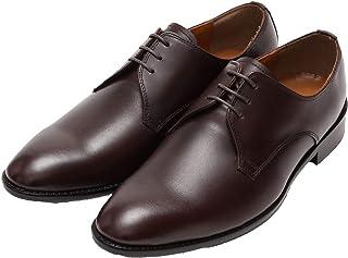 [KEITHVALLER U.K. LONDON] 【キースバリー】 KV-061 マッケイ製法 日本製 牛革 革底 革中底 メンズ ビジネスシューズ 外羽根式 革靴 紳士靴