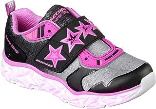 Skechers Kids' Galaxy Lights-Cosmic Kick Sneaker