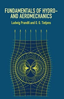 Fundamentals of Hydro- and Aeromechanics (Dover Books on Aeronautical Engineering)