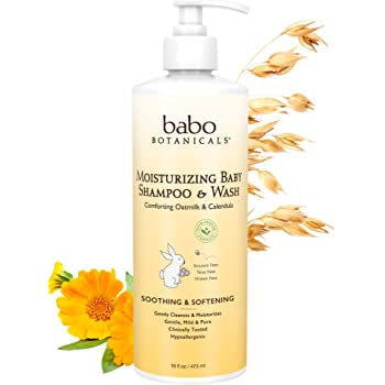 Botanicals Baby Shampoo By Babo Botanicals