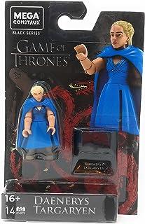 Mega Construx Black Series Game of Thrones Daenerys Targaryen Figure