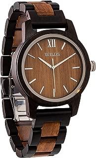 Wood Watches for Men - Premium Mens Wooden Watch - Japanese Miyota Quartz Movement - Wood Watch Band - Wood Bezel - Men Gift Idea