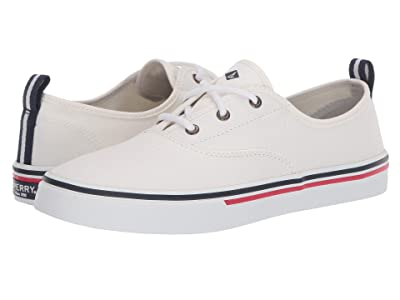 Sperry Crest CVO Canvas (White) Women
