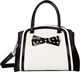 Pearl Bow Satchel