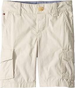 Cargo Shorts with Adjustable Waist (Toddler/Little Kids/Big Kids)