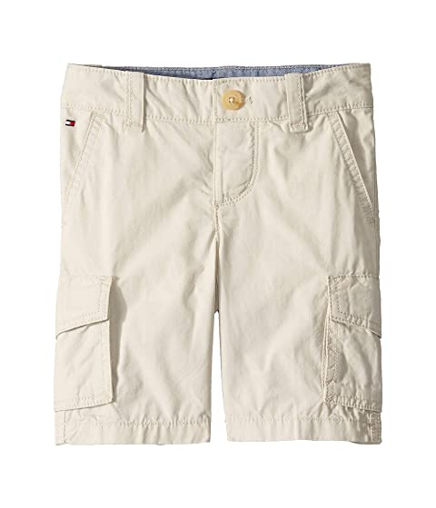 4769507375 Tommy Hilfiger Adaptive Cargo Shorts with Adjustable Waist (Toddler ...