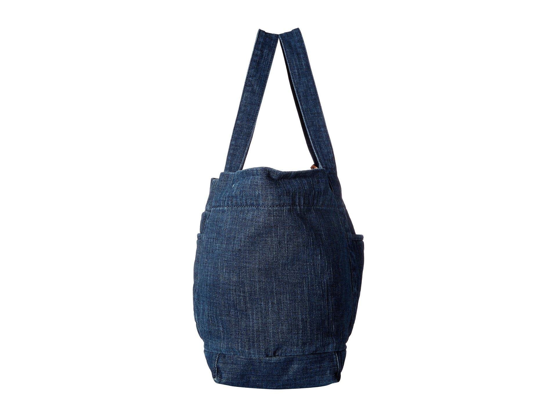 c83ef7963aa3 ... Cross Body Blue Canvas Shoulder Bag Tradesy. Extra Large Denim Tote Michael  Kors