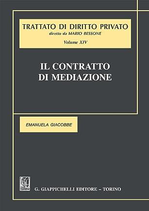 Il contratto di mediazione