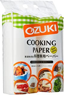 Ozuki Cooking Paper Value Pack, 80 ct, (Pack of 2)
