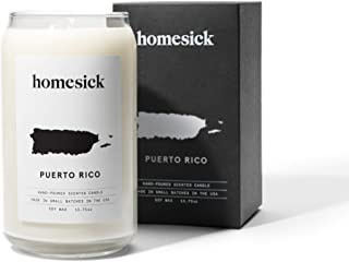Homesick Scented Candle, Puerto Rico