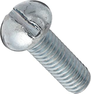 1-1//4 Length #2-56 UNC Threads Fully Threaded Plain Finish Pack of 50 18-8 Stainless Steel Machine Screw Flat Head Meets ASME B18.6.3 Slotted Drive