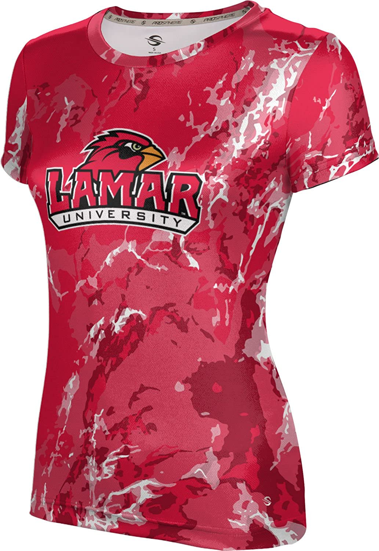 ProSphere Lamar University Girls' Performance T-Shirt (Marble)