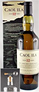 Caol Ila 12 Jahre Islay Single Malt Whisky  Glaskugelportionierer