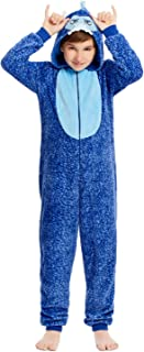 Boys & Toddlers Pajamas - Plush Zippered Kids Onesie Sleeper