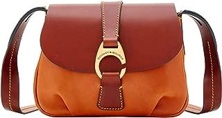 Dooney & Bourke Derby Florentine Small Flap Crossbody Shoulder Bag