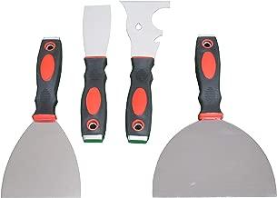 Horneado Empapelado Parches y Pintura Paredes y Autom/óviles 6PCS Juego de Esp/átulas de Pl/ástico Flexible Spackling Esp/átulas de Masilla de Pl/ástico para Calcoman/ías