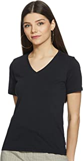 Levi's Women's Plain Slim Fit T-Shirt