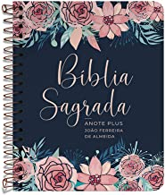 Bíblia anote plus RC - Capa Rosas: Anote suas emoções