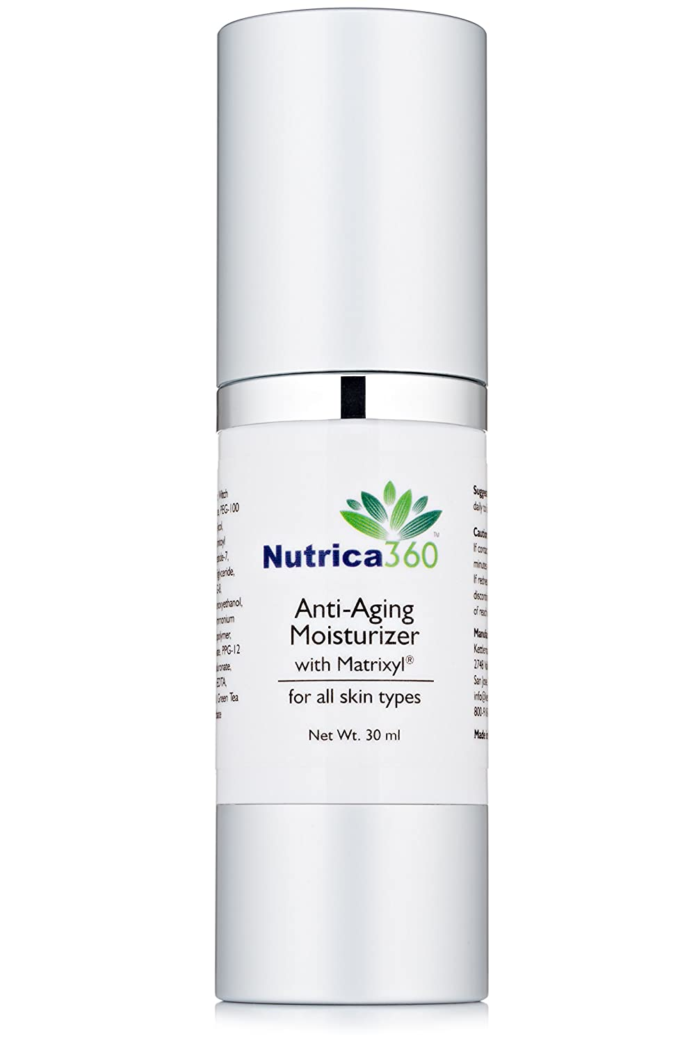 Nutrica360 Anti-Aging ! Super beauty product restock quality top! Moisturizer with Matrixyl for Outlet SALE typ skin all