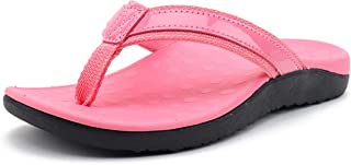 CELANDA Flip Flops Women's Toe Separator Orthopaedic Flip Flops Women Leisure Stylish Slippers Mules Non-Slip Bath Sandals...