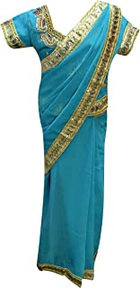Best ready made pleated sarees uk Reviews