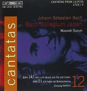 Bach: Cantatas, Vol. 12 - BWV 147, 21